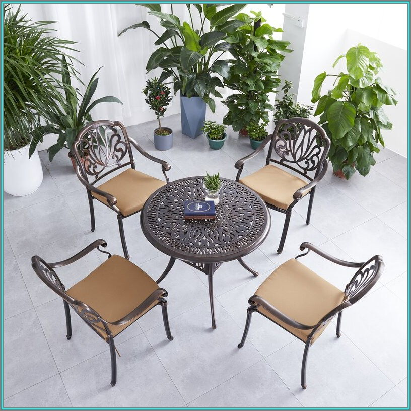 Wayfair Aluminum Patio Furniture
