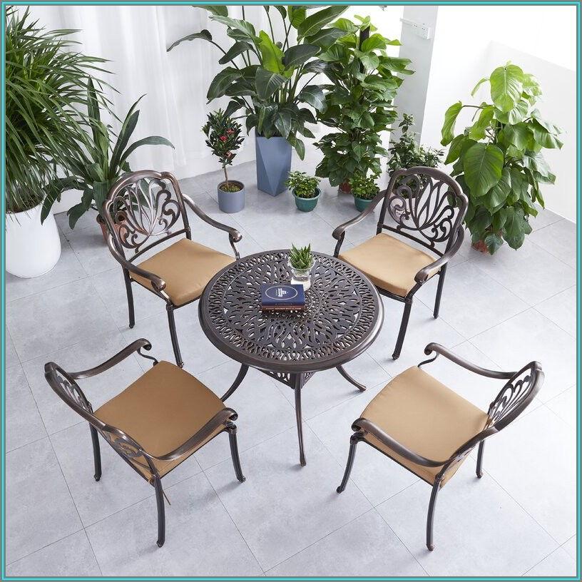 Wayfair Aluminum Patio Furniture
