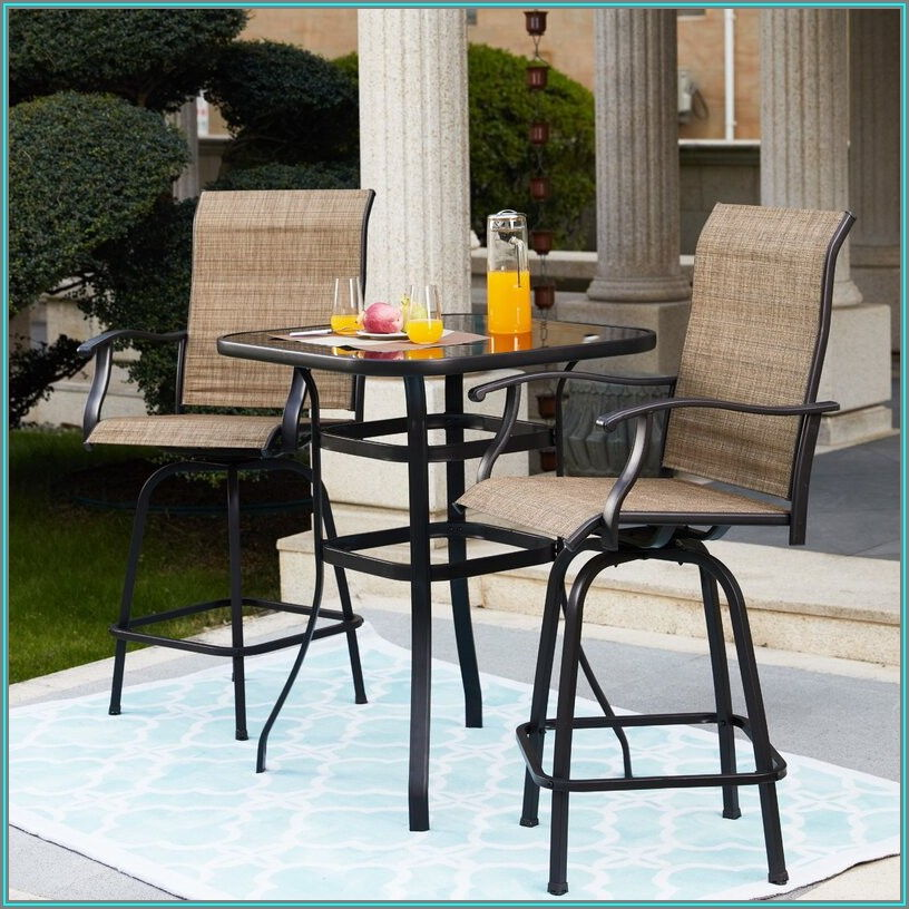 Wayfair Patio Bistro Sets
