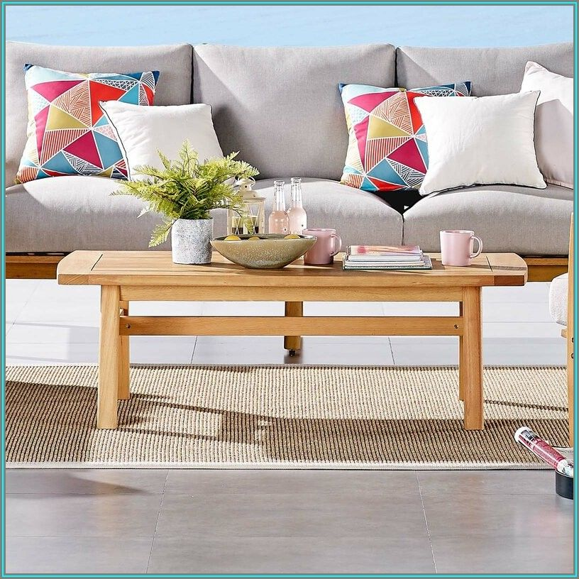 Wayfair Patio Coffee Tables
