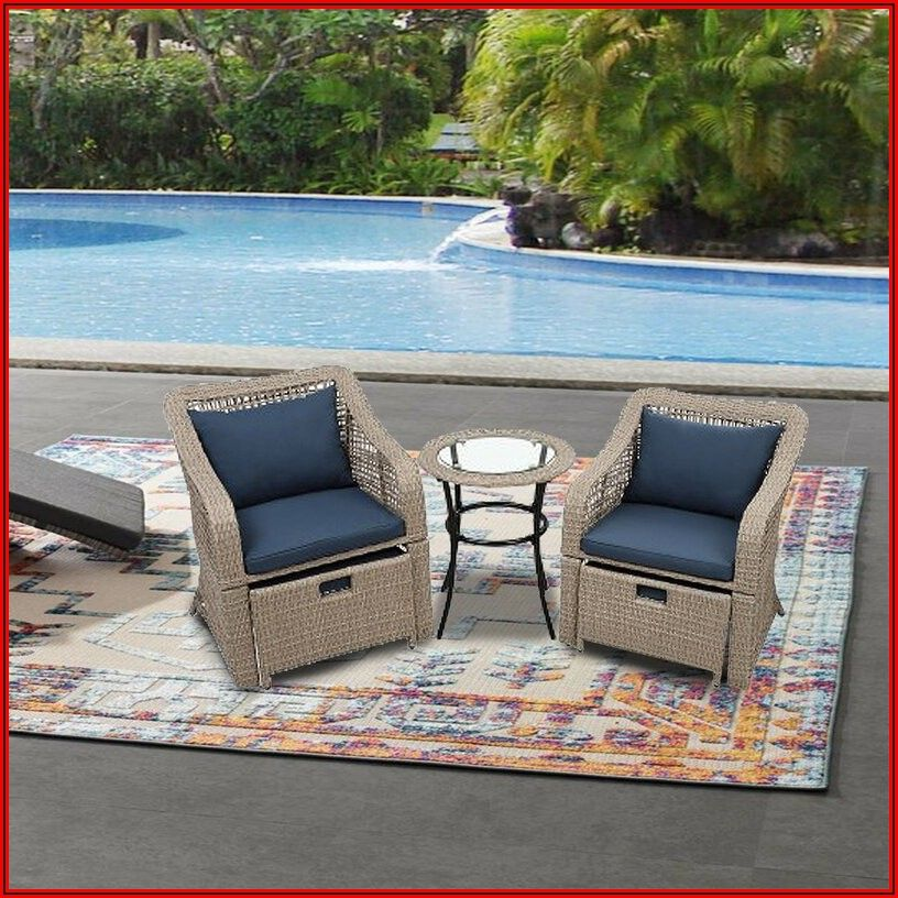 Wayfair Patio Furniture Conversation Sets