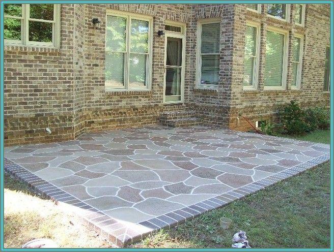 Ways To Resurface Concrete Patio