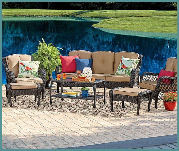 Wilson And Fisher Pinehurst Patio Furniture