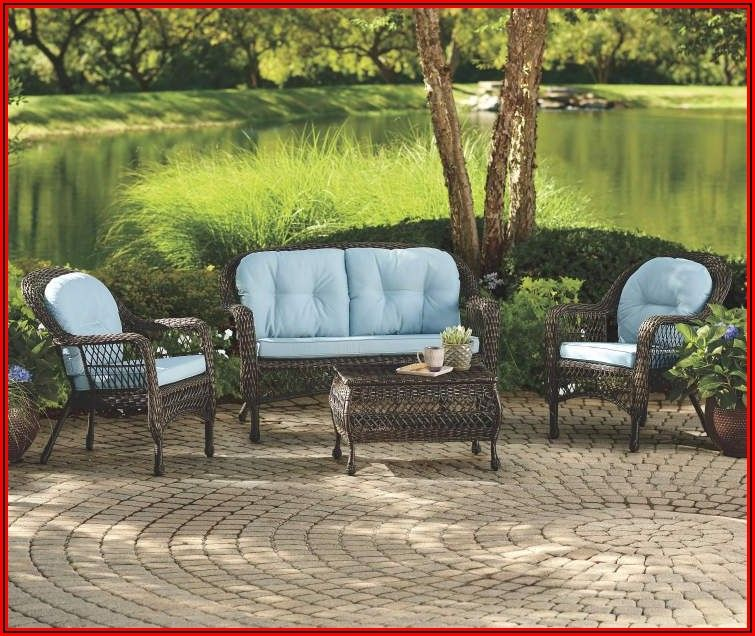 Wilson And Fisher Westwood Patio Furniture