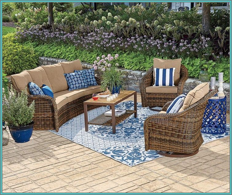 Wilson Fisher Palermo Patio Furniture Collection