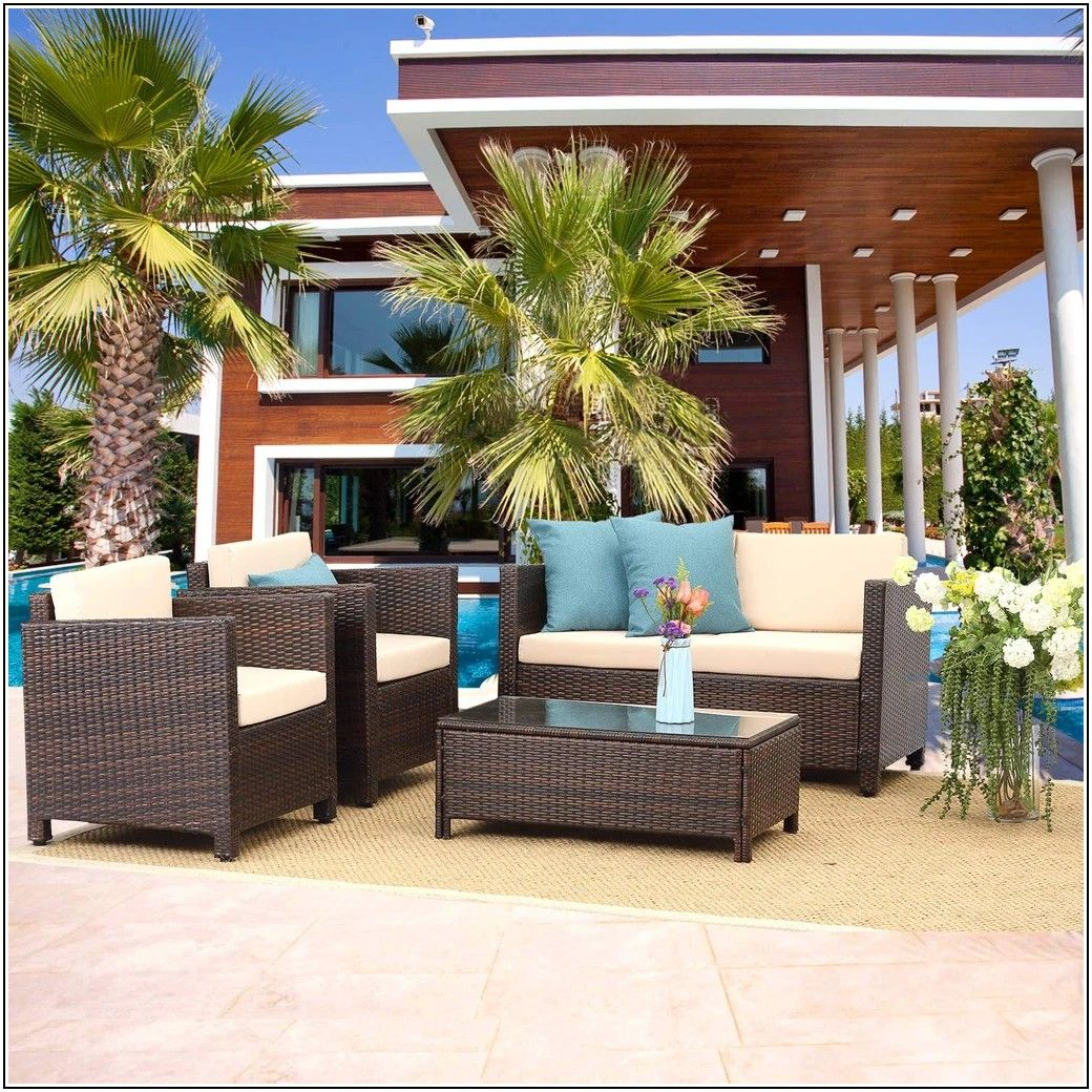 Wisteria Lane Patio Furniture Aluminum
