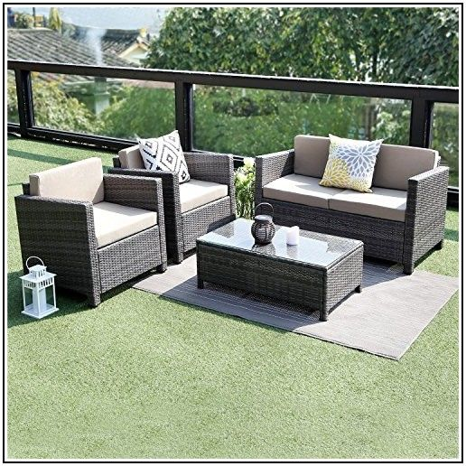 Wisteria Lane Patio Furniture Set
