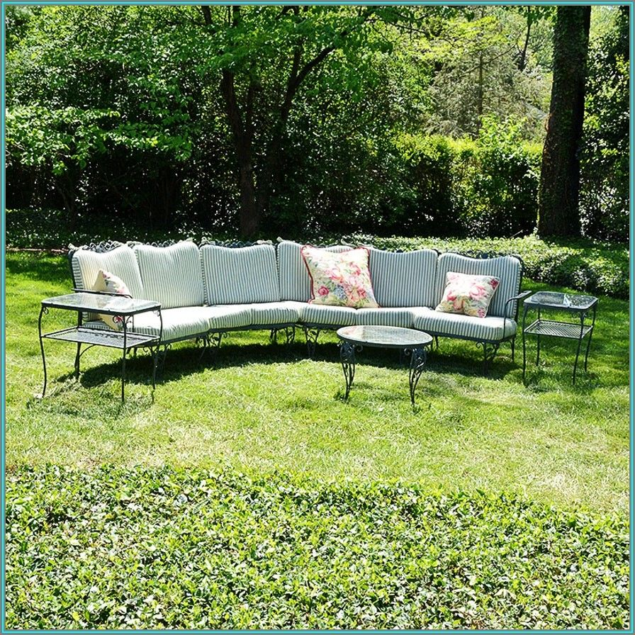 Woodard Chantilly Rose Patio Furniture