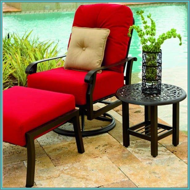 Woodard Cortland Cushion Patio Furniture