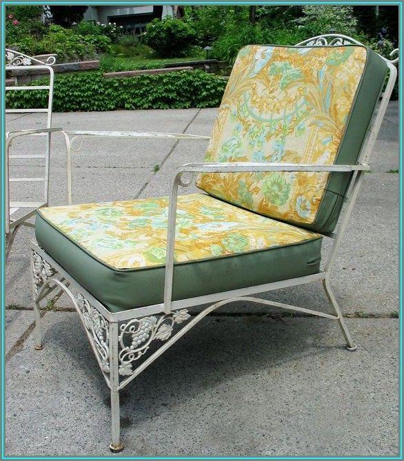 Woodard Metal Patio Furniture