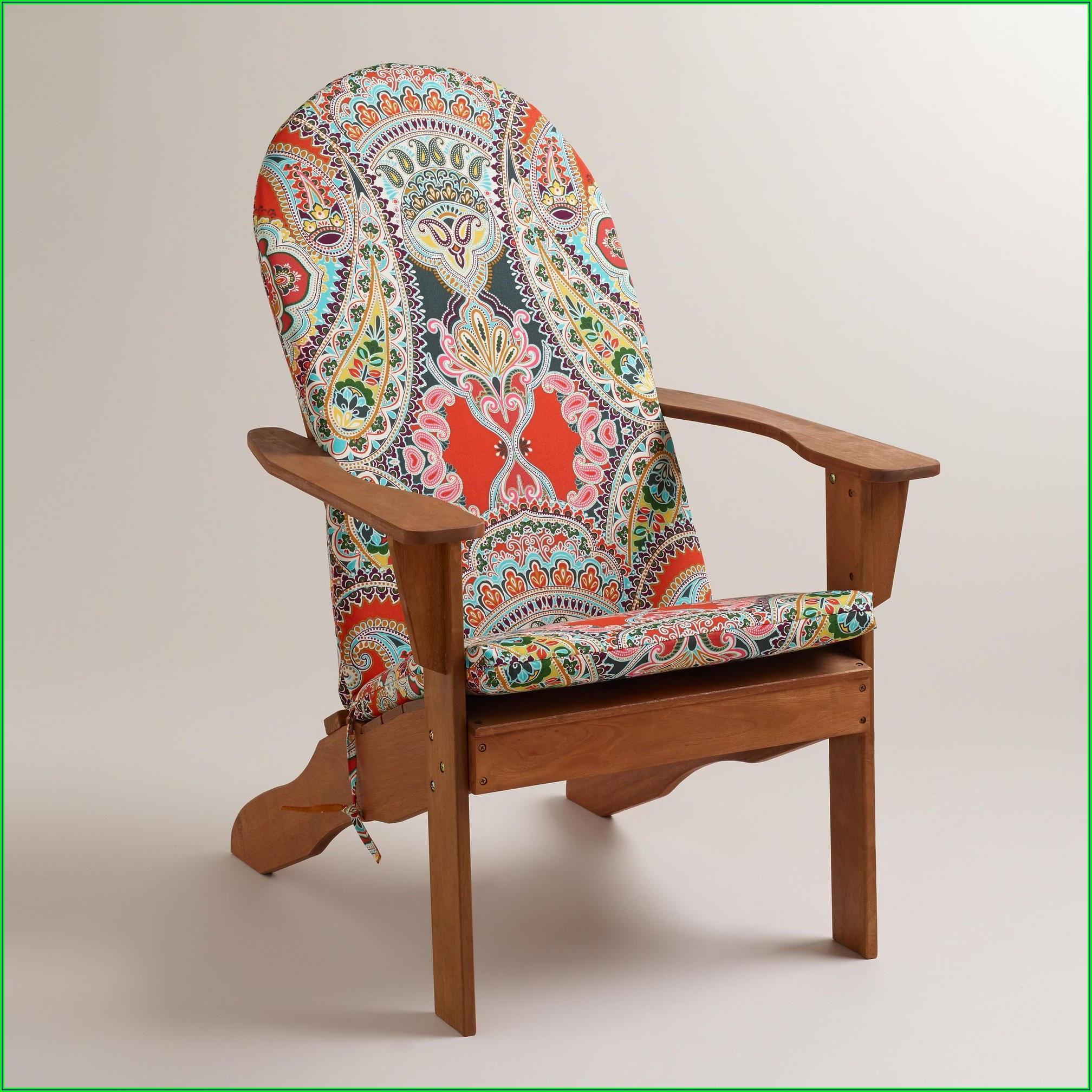 World Market Patio Chair Cushions
