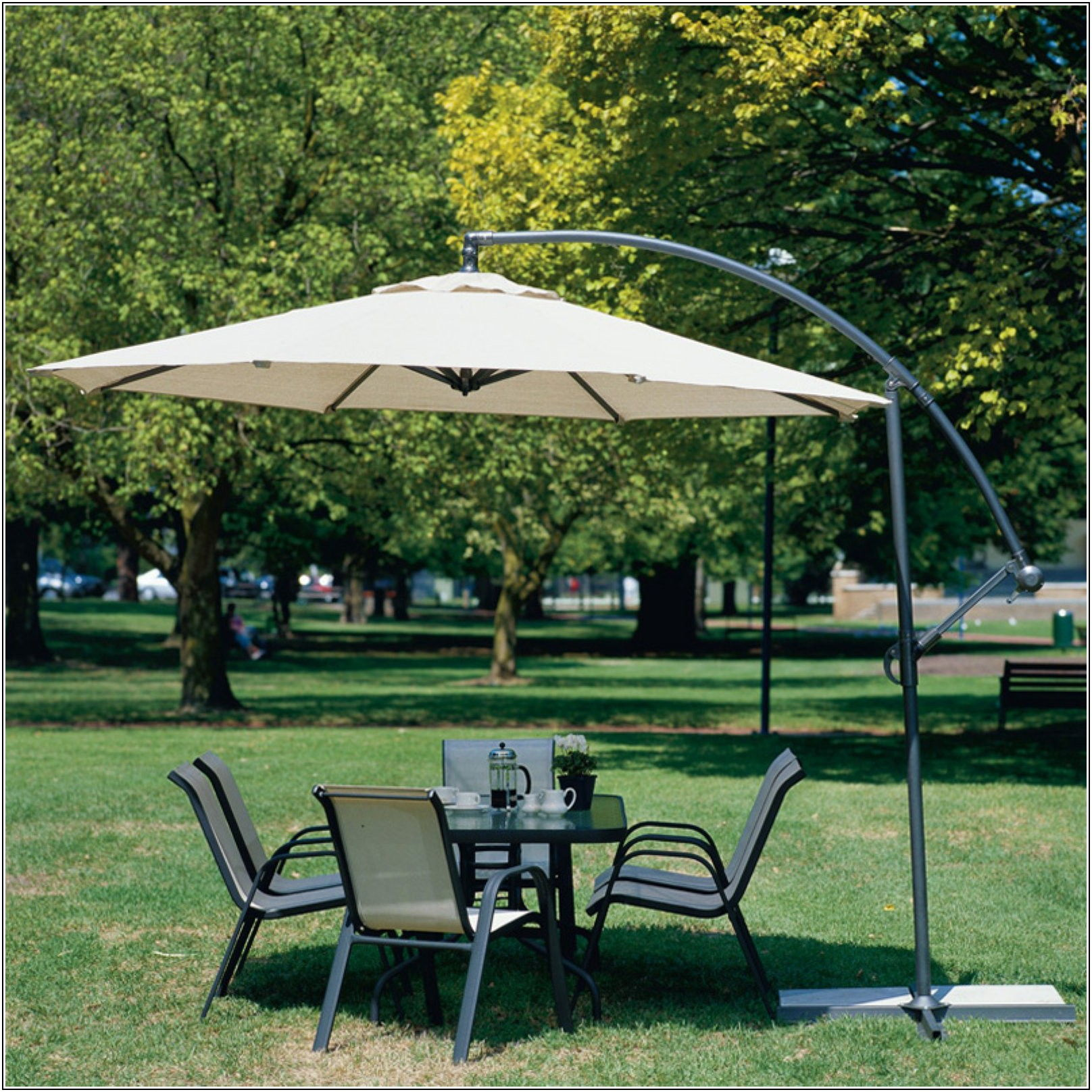 12 Cantilever Patio Umbrella