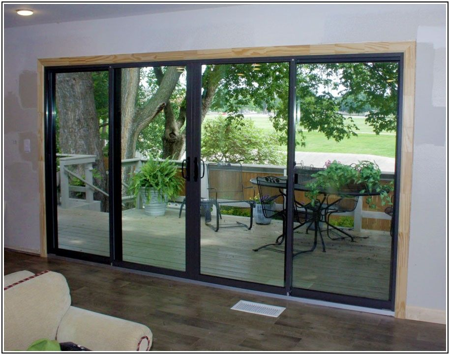 12 Foot Wide Sliding Patio Doors
