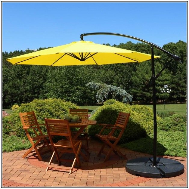 12 Offset Patio Umbrella