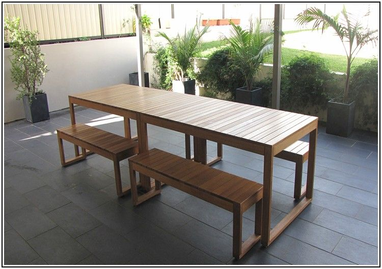 12 Seat Patio Table