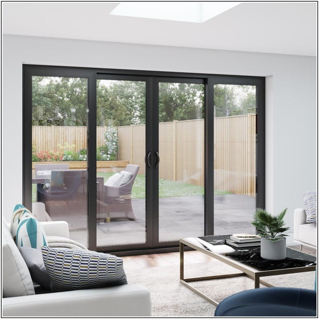 12 Sliding Glass Patio Doors