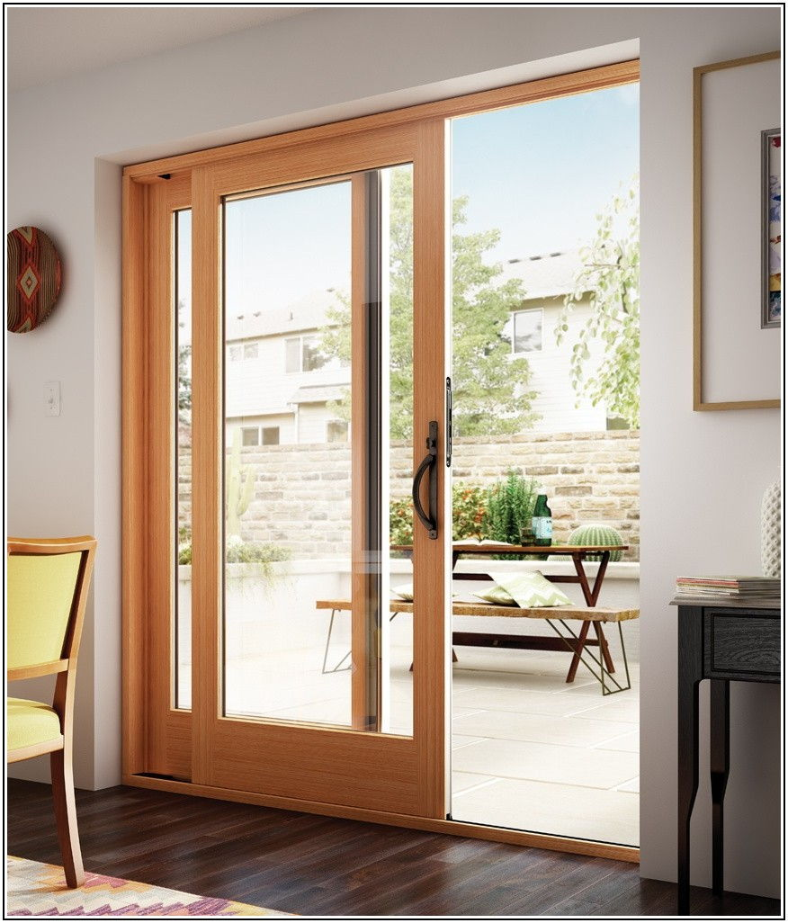 12' Sliding Patio Door