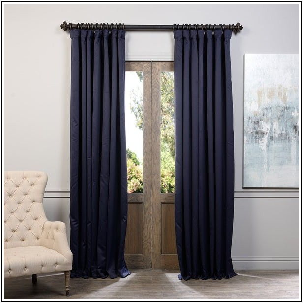 120 Inch Wide Patio Door Curtains