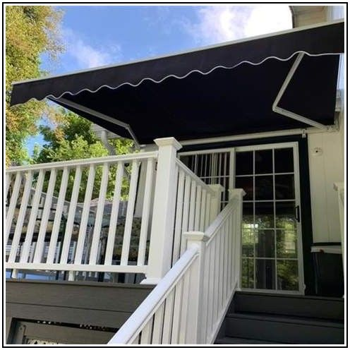 12x10 Retractable Patio Awning