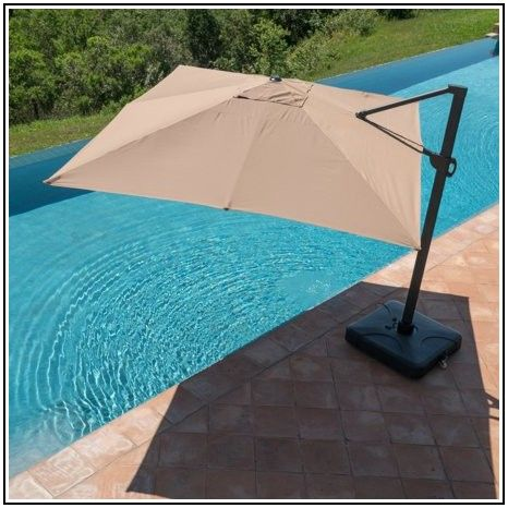 13 Foot Patio Umbrella Sunbrella