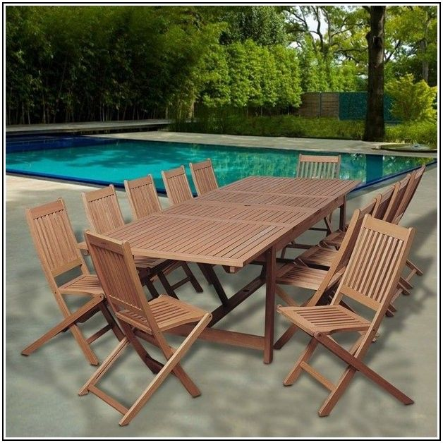 13 Piece Patio Dining Set