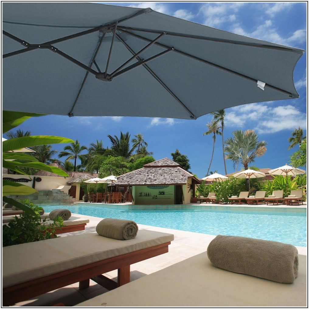 14 Ft Patio Umbrella