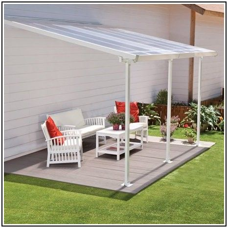 14 X 14 Patio Cover