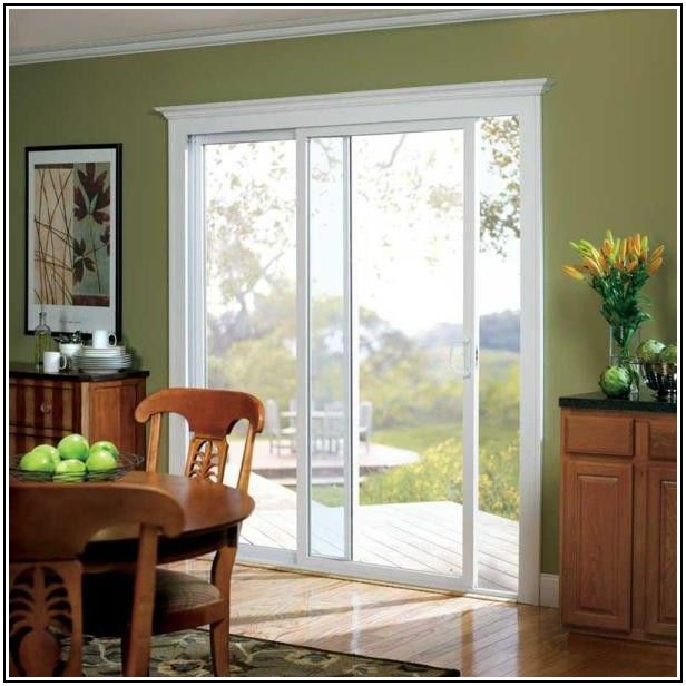 144 X 96 Patio Door