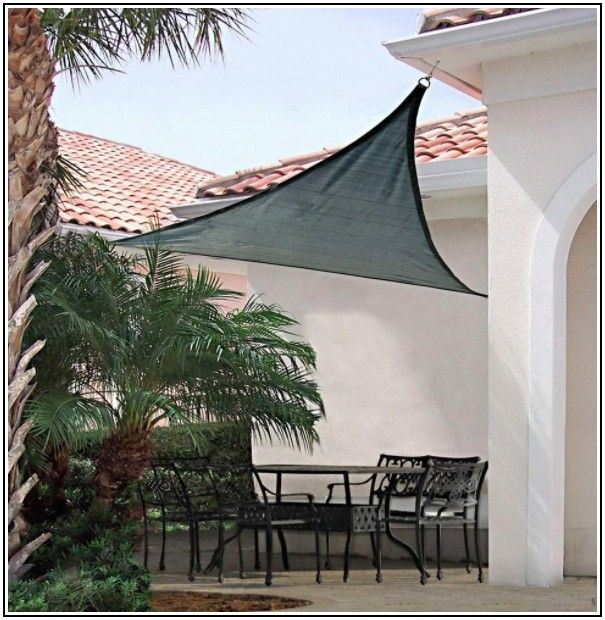 16 Ft Patio Umbrella With Lights
