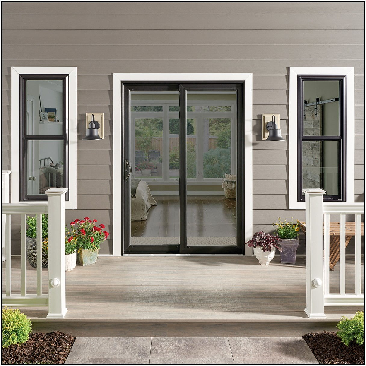 16 Sliding Patio Door