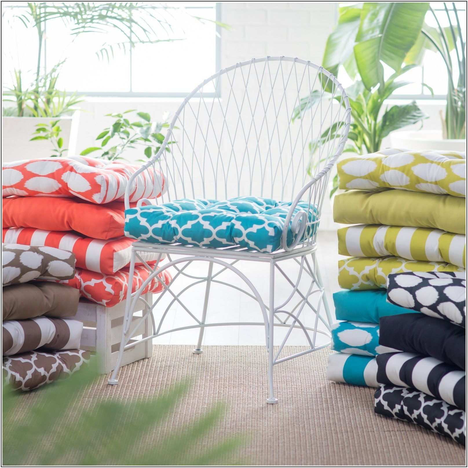 19 X 20 Patio Chair Cushions