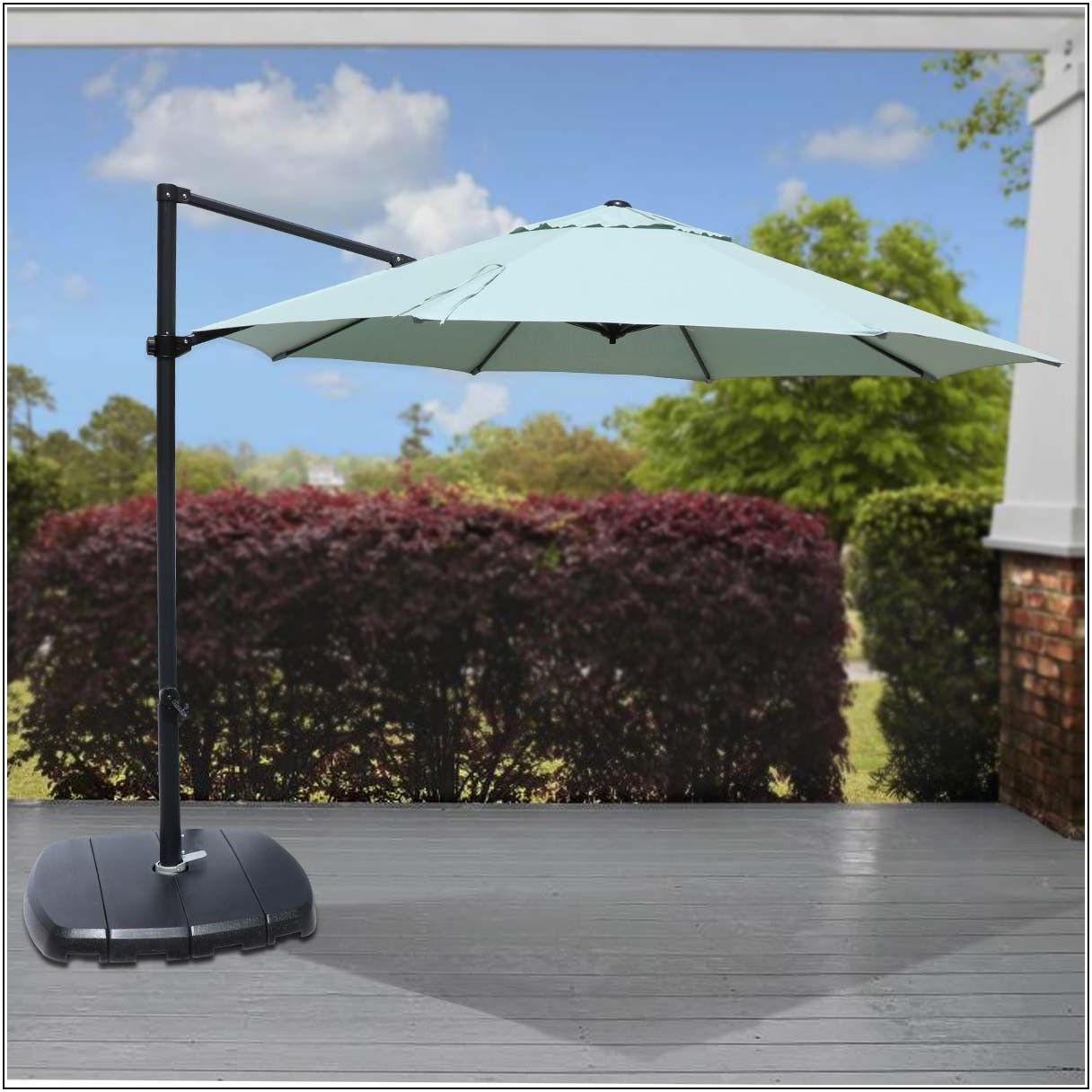 2 Patio Umbrella Base