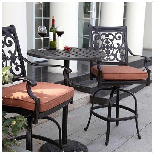 2 Person Patio Dining Set