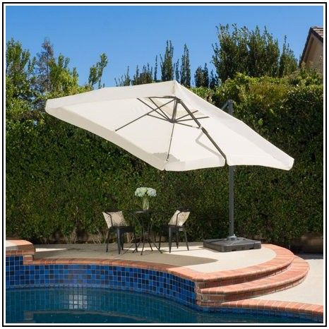 20 Ft Patio Umbrella