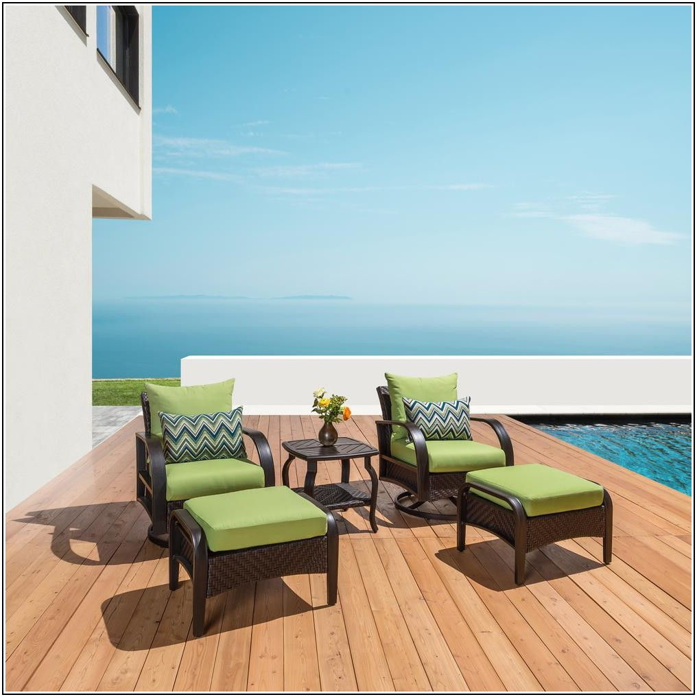 20 Piece Patio Furniture Set