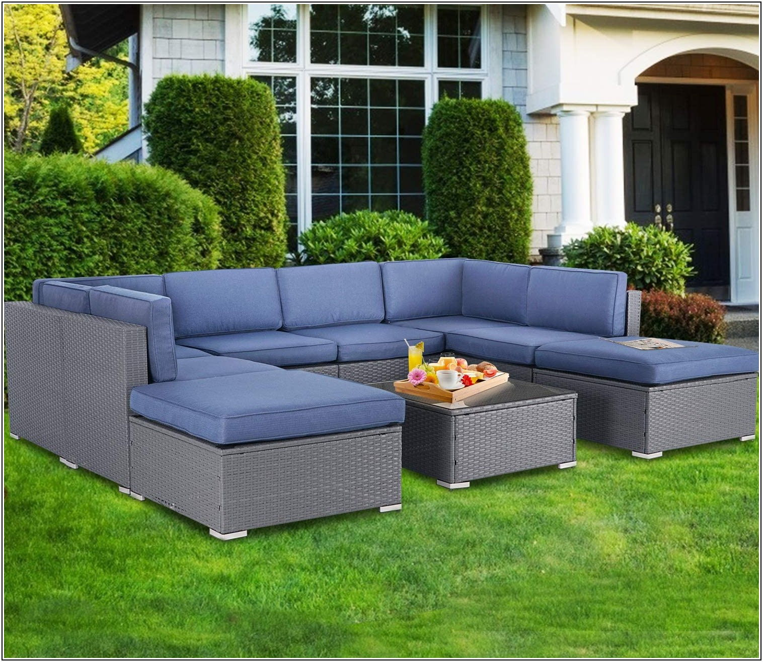 20 Piece Patio Furniture Sets