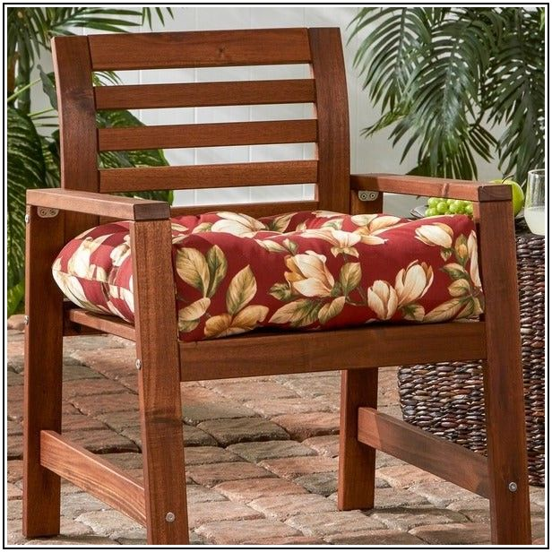 20 X 20 Patio Seat Cushions
