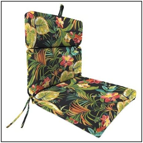 22 X 44 Patio Cushions