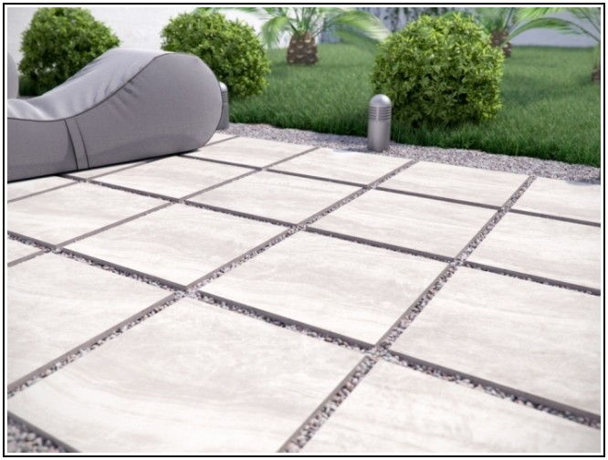 24x24 Concrete Patio Pavers