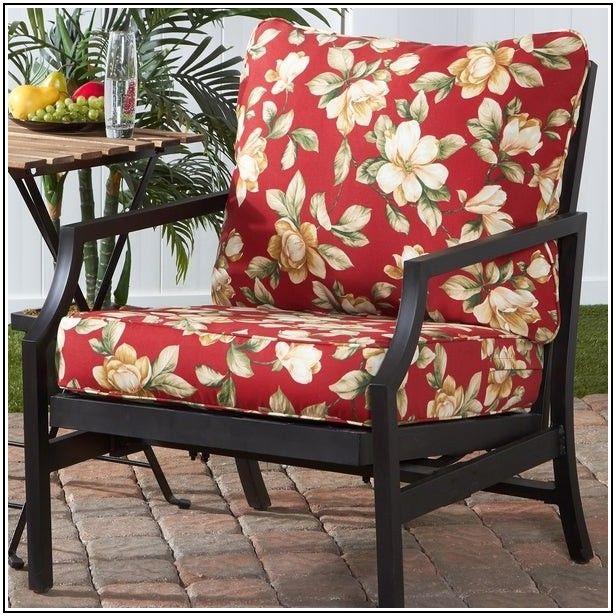 25 Inch Patio Chair Cushions