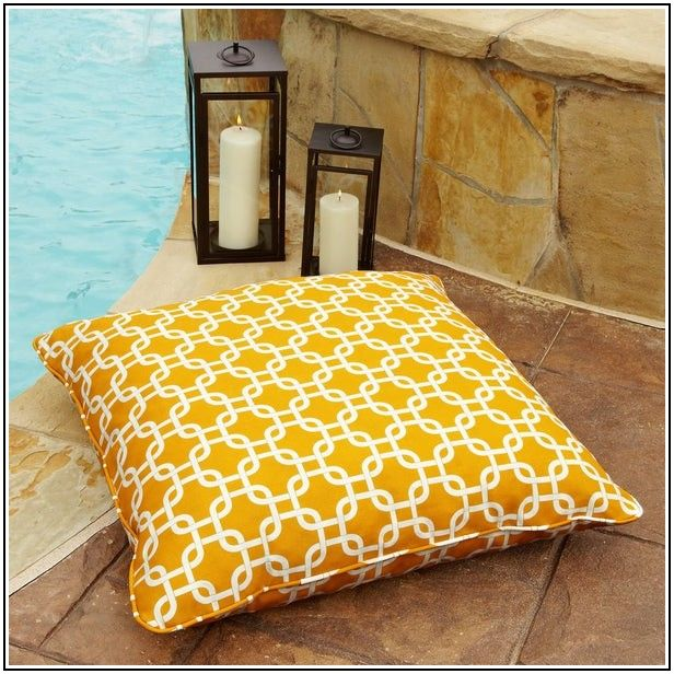 28 X 28 Patio Cushions