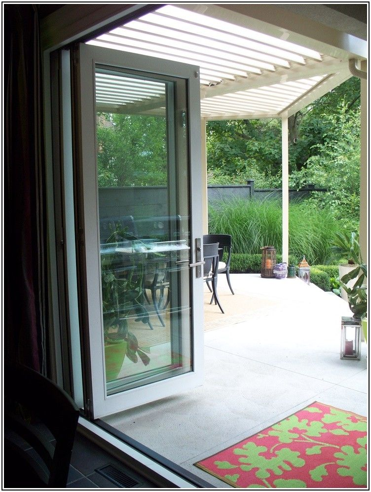 3 Panel Bifold Patio Door