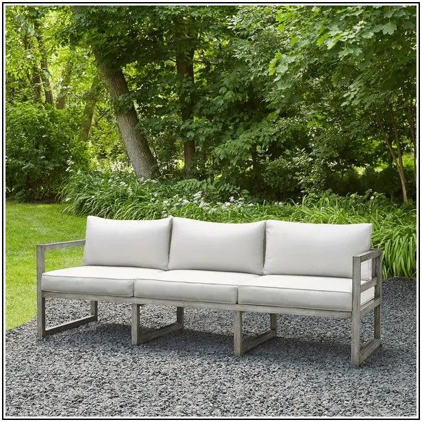 3 Seat Patio Couch