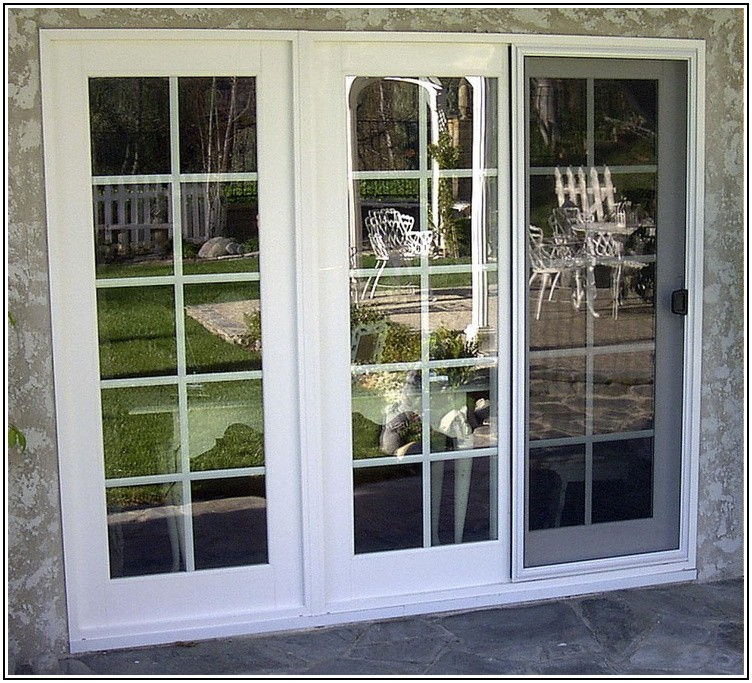 3 Sliding Patio Doors