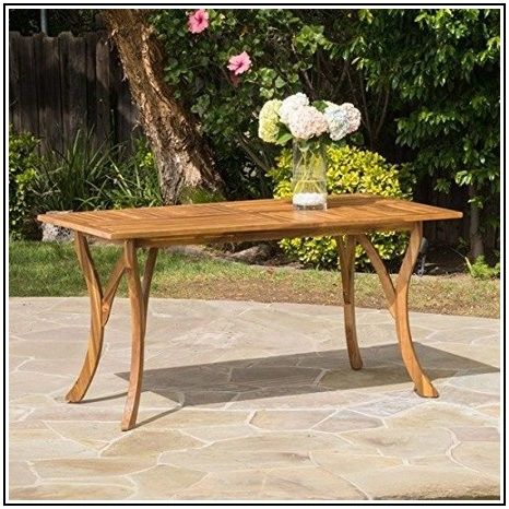 30 Inch Wide Patio Table