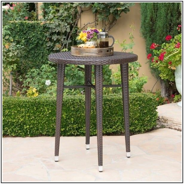 32 Inch Round Patio Table