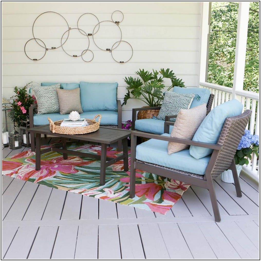 4 Chair Patio Conversation Sets