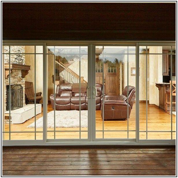 4 Door Patio Doors
