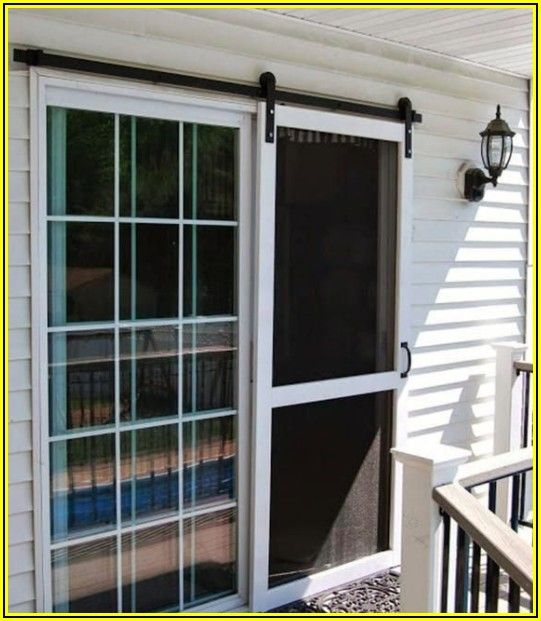 4 Ft Sliding Patio Doors