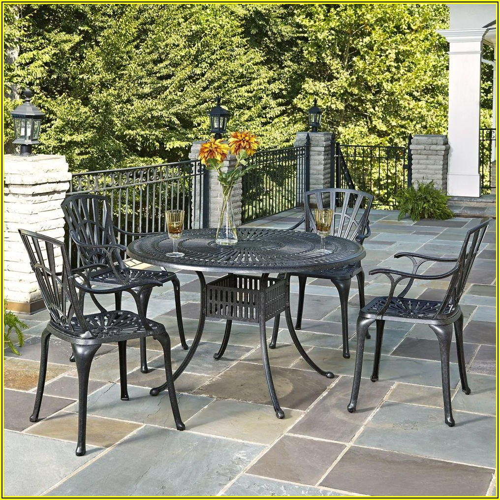 4 Piece Patio Dining Set